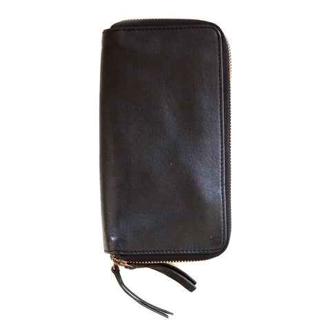 Juju + Co - Leather Wallet | Black