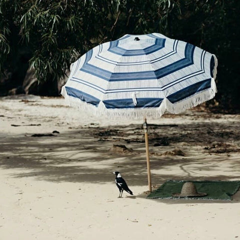 Beach Umbrella by Basil Bangs | Atlantic