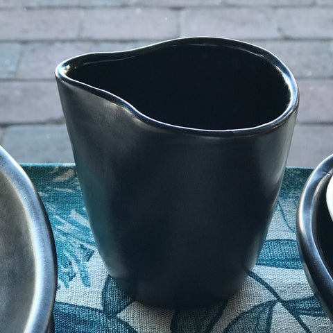 Beaker Pourer - Slate | Batch Ceramics