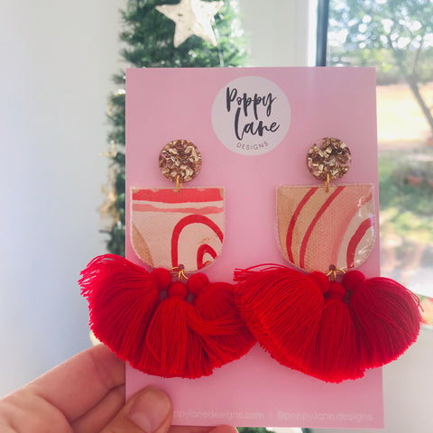 Poppy Lane - Earrings | Fiesta 3