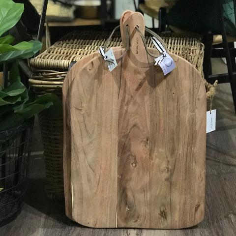 Large Timber Cheese / Anstipasto Board