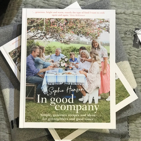 In Good Company | Sophie Hansen - Signed Edition