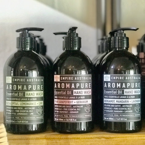 Eucalyptus, Lemongrass & Lime Hand Wash