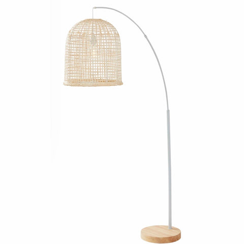 Grand Designs Weave Floor Lamp at Unearthed Homewares