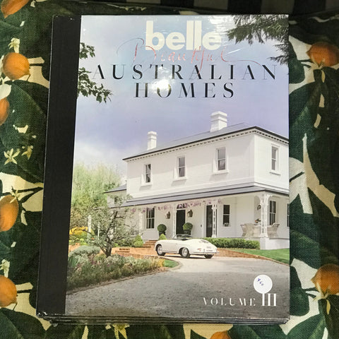 Belle Beautiful Volume 3 at Unearthed Homewares