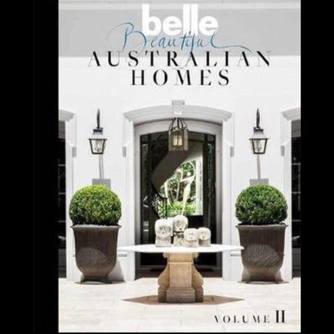 Book - Belle | Beautiful Australian Homes II