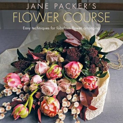 Book || Jane Packers Flower Course