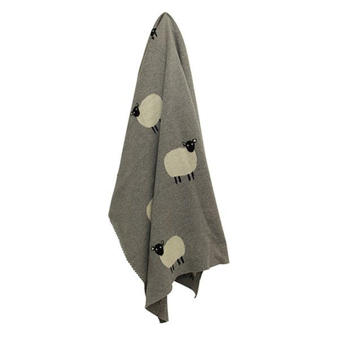 Petite sheep blanket by french country at Unearthed Homewares