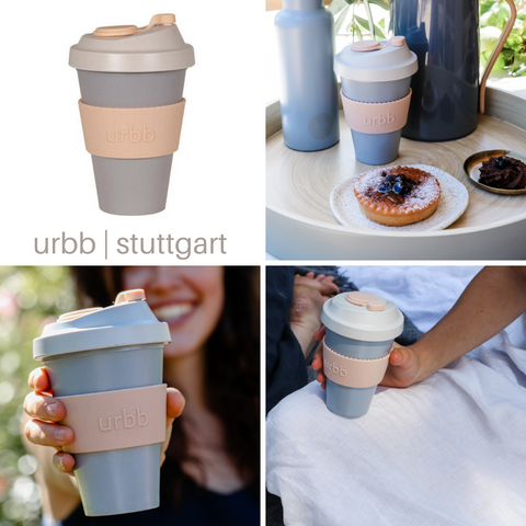Reusable Bamboo Coffee Cup | Stuttgart