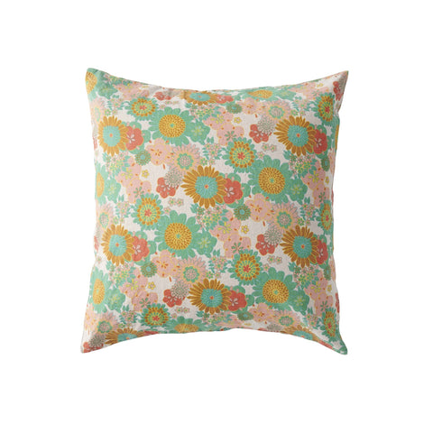 wanda floral cushion by society of wanderers at Unearthed Homewares