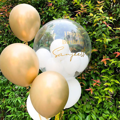 How to Personalize Your Balloons