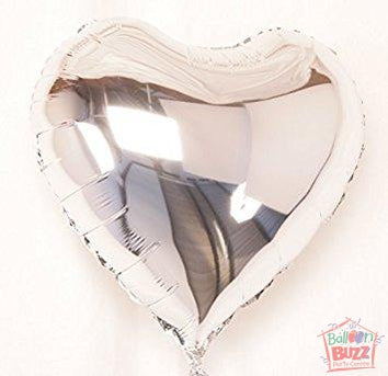 18 inch Heart Foil Balloon