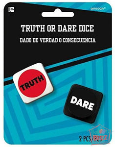 Truth or Dare Dice