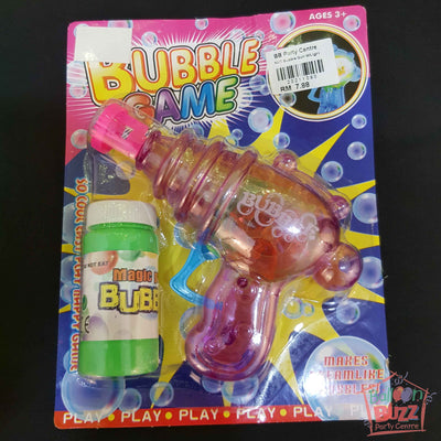 Nvt Bubble Gun with Light