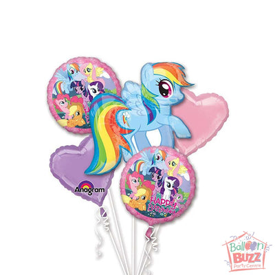 My Little Pony Rainbow Dash Birthday Bouquet