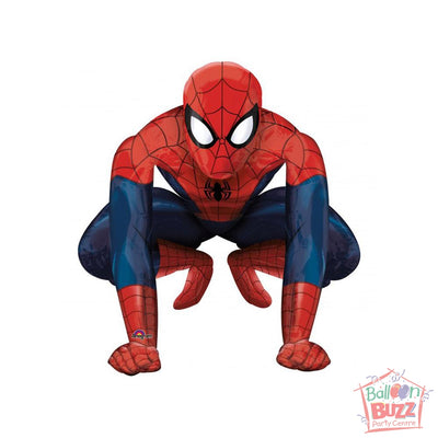 36-inch - Airwalk Helium-Filled Spiderman Foil Balloon