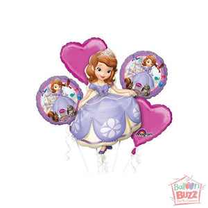Sofia The 1st Bouquet