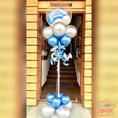 Newborn Balloon Sculpture