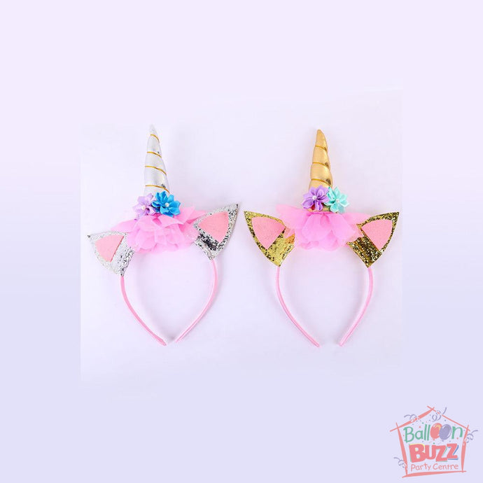 ACC Unicorn Hairband Assorted