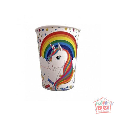 Theme Unicorn 9oz Cup (6s)