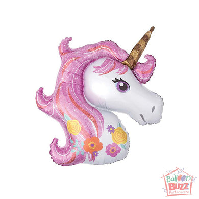 GEN Magical Unicorn 33-inch Helium-Filled Foil Balloon