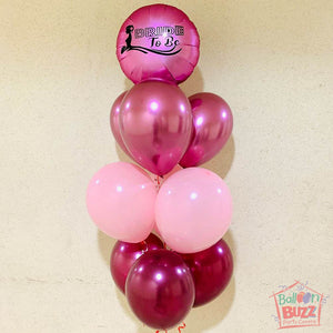 Pink Party Balloons
