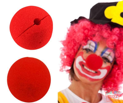 Clown Nose Sponge (Red)