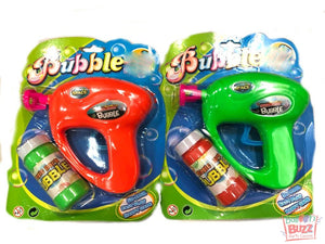 Bubble Gun Space