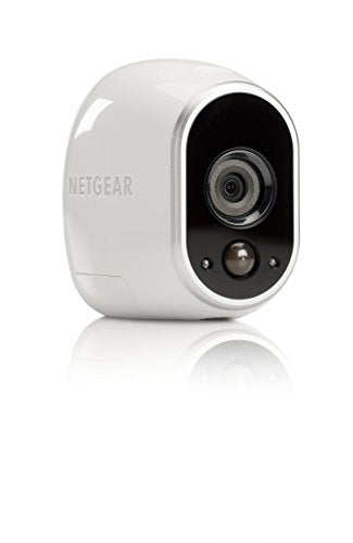 Arlo by NETGEAR Security System - 1 Wire-Free HD Camera| Indoor/Outdoor & Night Vision
