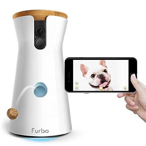 Furbo Treat-Tossing Dog Camera