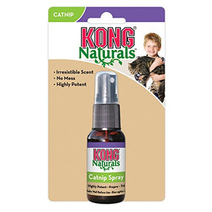 KONG Naturals Catnip Spray for Cats