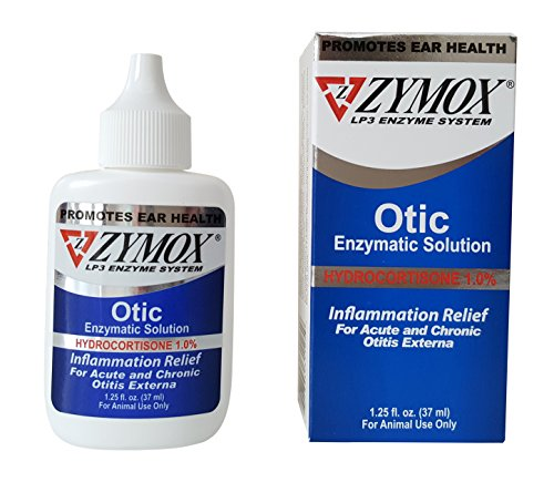 Pet King Brands Zymox Otic Pet Ear Treatment