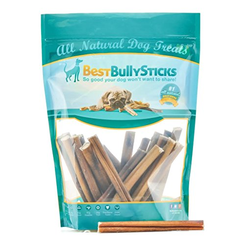 Odor-Free 6 in. Bully Sticks 20 pack