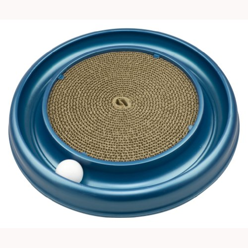 Bergan Turbo Scratcher Cat Toy, Colors may vary