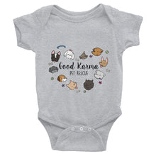 Load image into Gallery viewer, Baby Onesie ~ Dogs (Assorted Colors)
