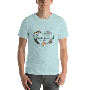 Unisex Tee ~ Cat (Assorted Colors)