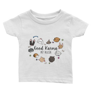 Infant Tee ~ Dogs