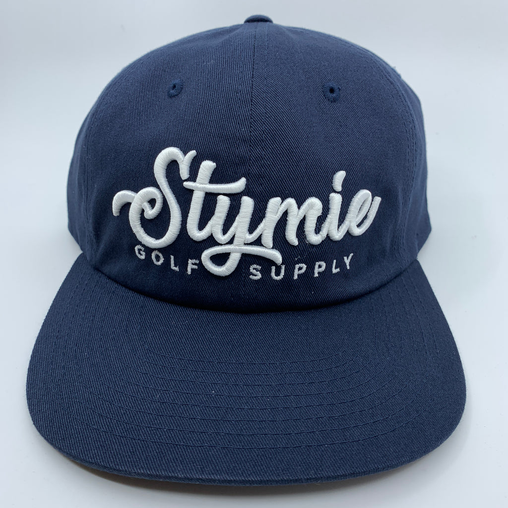 "Unstructured Strapback - ""The Dad Hat"" (3 Colors Available)"