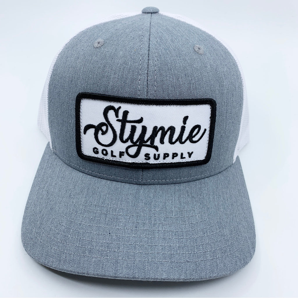 Trucker with Stymie Golf Supply Patch (4 Colors Available)