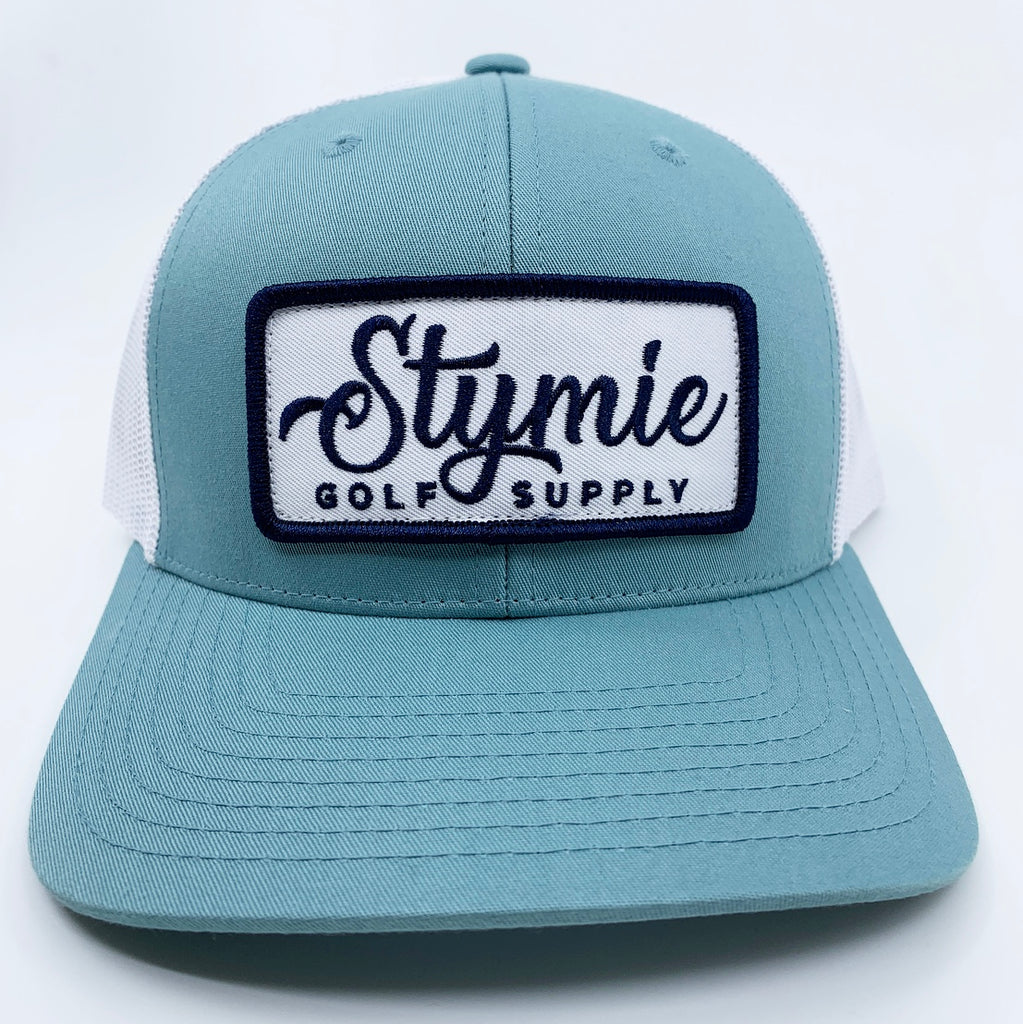 Trucker with Stymie Golf Supply Patch (5 Colors Available)