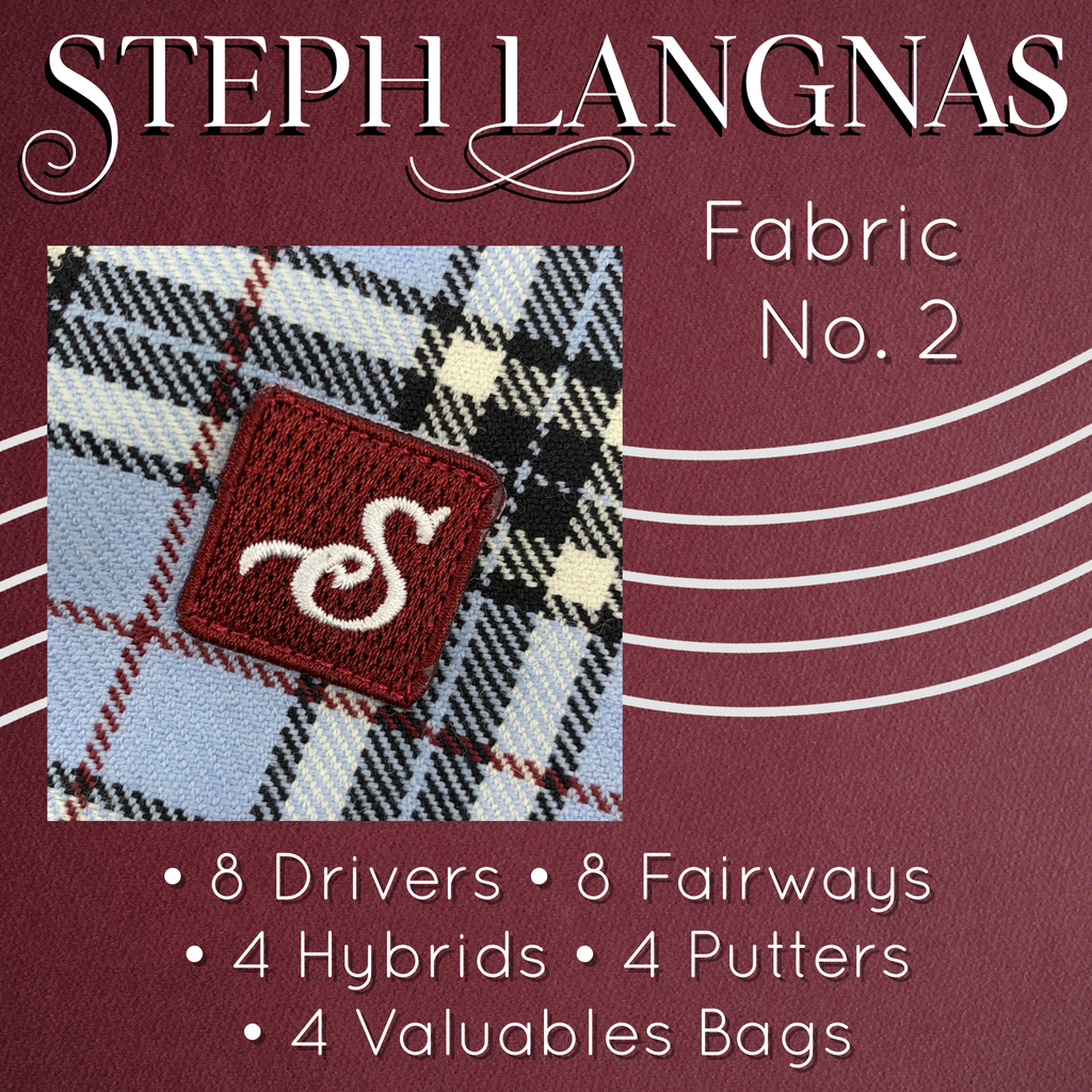 Steph Langnas Fabric No. 2
