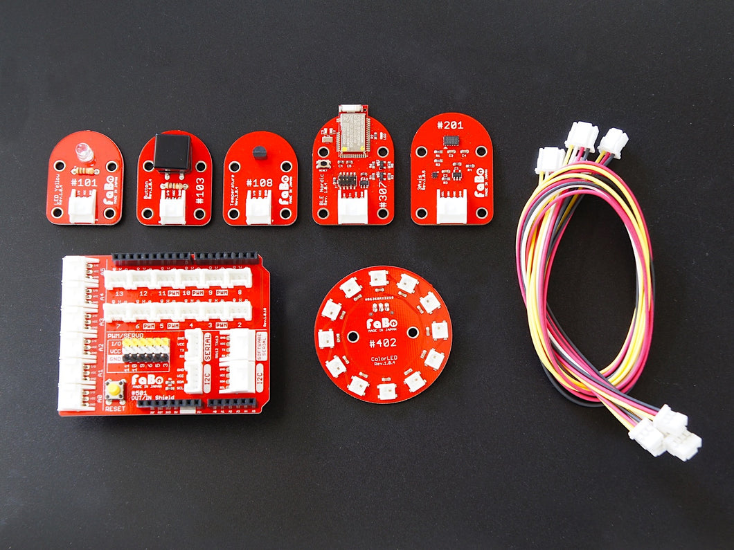 FaBo #002 Starter Kit for Arduino