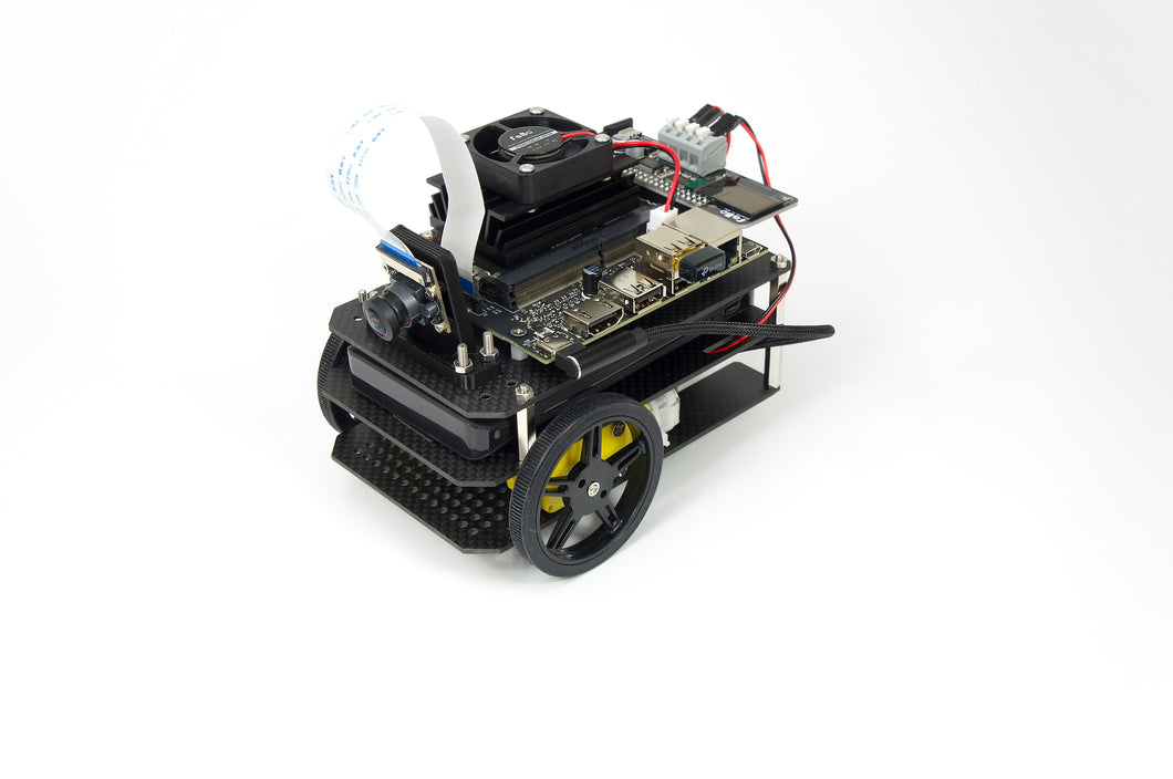 FaBo JetBot Kit Carbon Edition 2GB