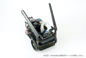 FaBo JetBot Kit Carbon Edition 4GB Jetson Nano なし