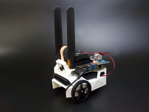 FaBo JetBot Kit White