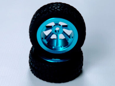 GeckoCar Wheel&タイヤ(30cm)