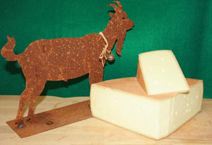 "Organic ""Ziegenbergler"" Mountain Cheese from Goat Milk"