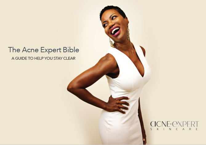 "The ""Acne Expert Bible"""
