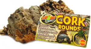 Zoo Med Natural Cork Rounds