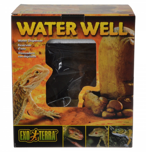 Exo-terra Water Well Water Dispenser